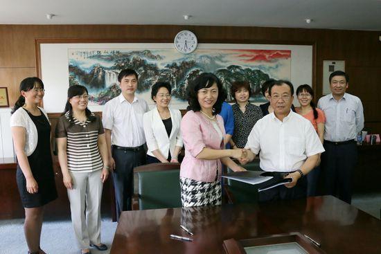 研究生院与塔里木大学加强合作